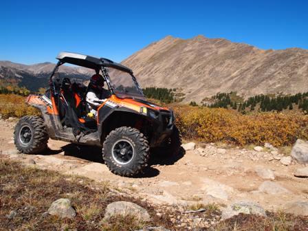 Colorado rzr trails