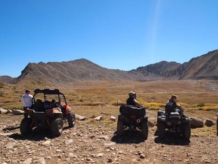 Colorado Jeep Road Pomeroy