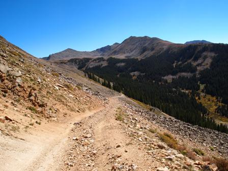 What is the steepest sxs trail in Colorado