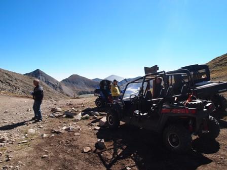 Tomichi Pass UTV Trail Colorado