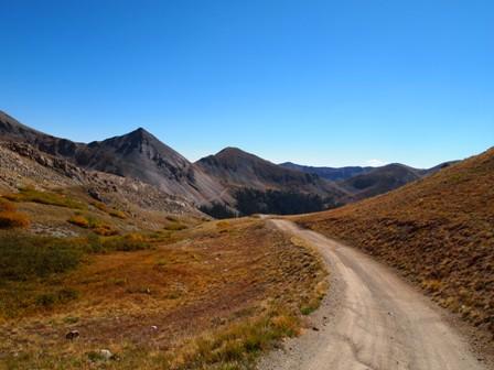Tomichi Pass SxS Trail