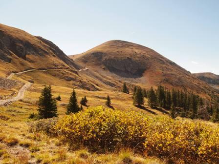 Best UTV Trails for Colorado Fall Colors