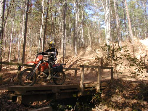 Kentuck Dirt bike trail