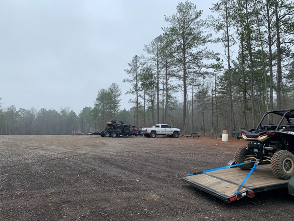 Alabama side by side trails
