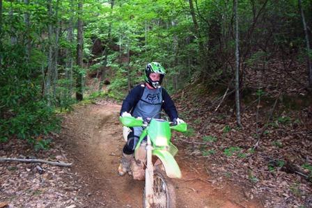 Whissenhut Dirt Bike Trails