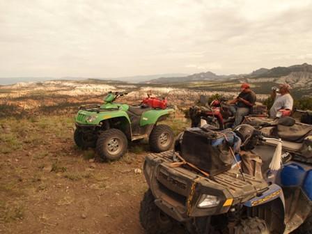 Mount Dutton Fremont ATV Trail