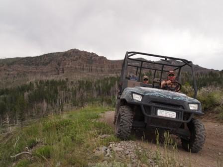 Mount Dutton ATV Utah