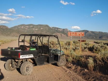 Utah UTV Trails