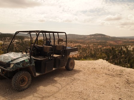 Peterson's Point ATV Trail
