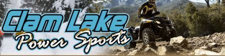 Clam Lake Power Sports atv rentals