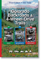 Guide to colorado backroad 3rd edition