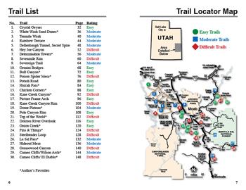 Utah Guide Book