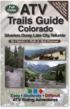 ATV Trails Guide Colorado Silverton