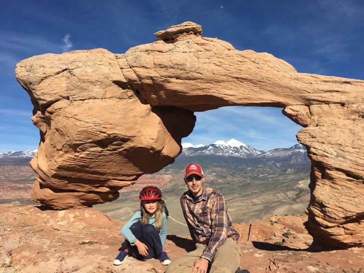 Tukuhnikivista Arch Trail