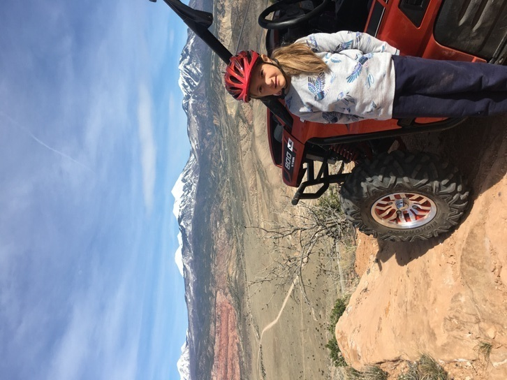 La Sal Mountain Jeep Trails