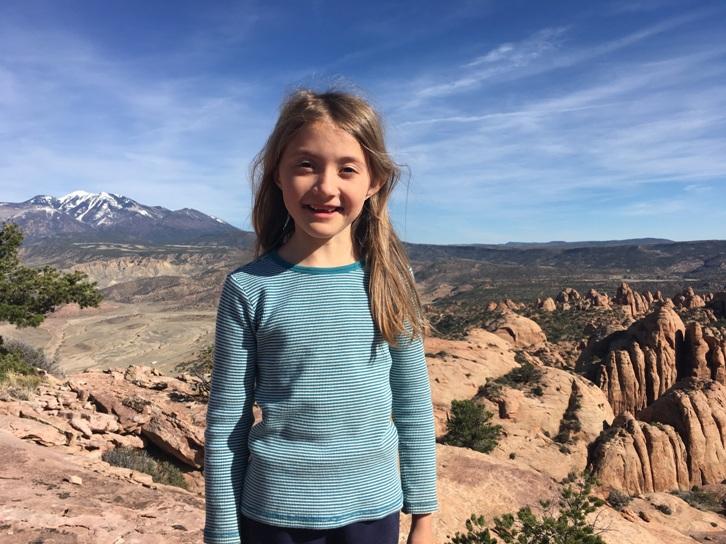 Moab Rim Trail