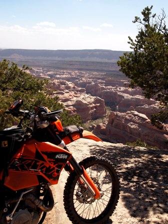Lavender Canyon atv trail