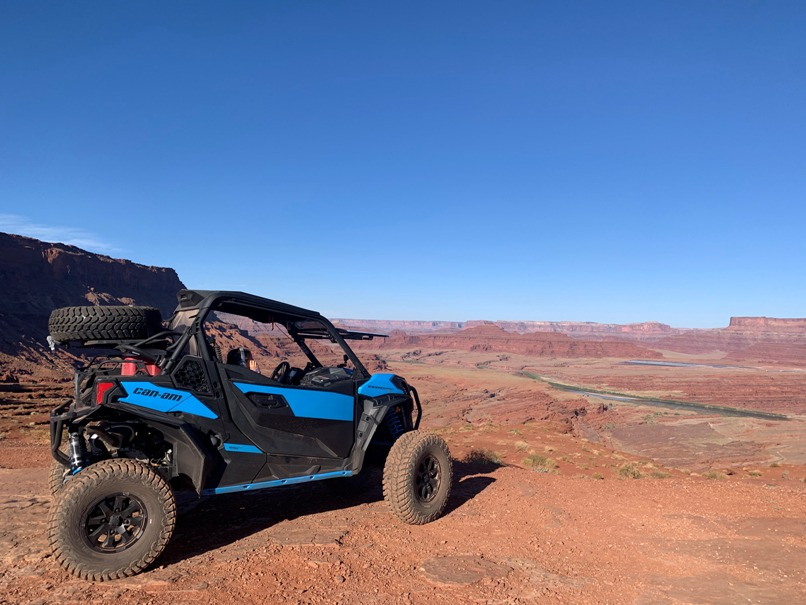 Hurrah Pass Moab Utah