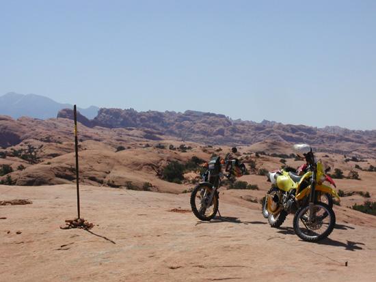 Golden Spike Moab Utah