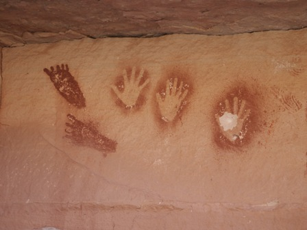 Anasazi Pictograph