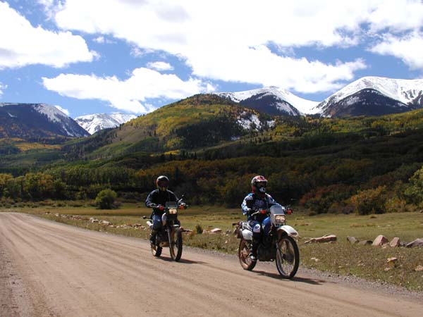 La Sal Mountain ATV Trails