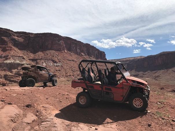 Lockhart Canyon Trail