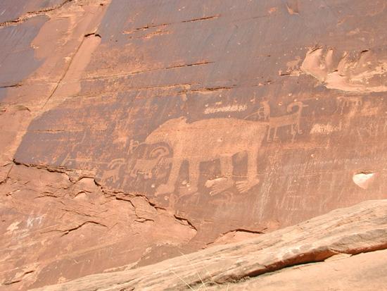 Moab Rock Art