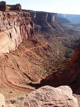 Shafer Road Trail