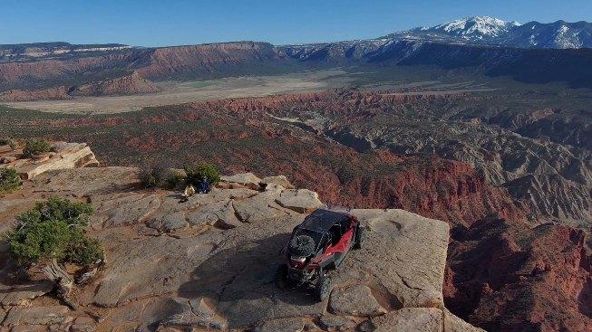 Top of the World Overlook
