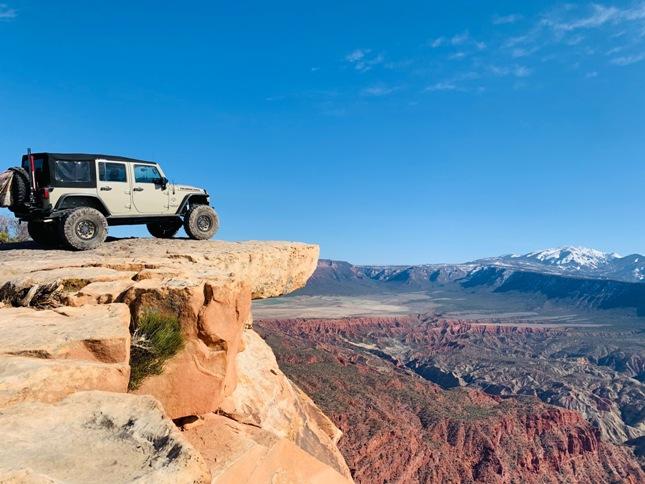 Highest Overlook in Moab