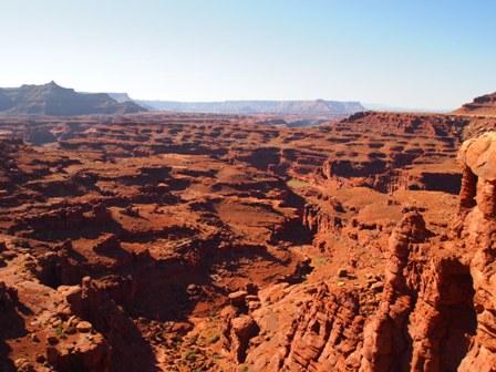 Canyonlands Dirt Bike