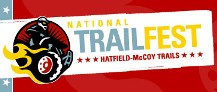 National Trailfest Hatfield Mccoy