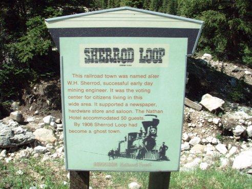Sherrod Town Site