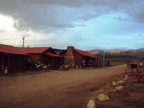 Holts guest ranch Taylor Park Colorado
