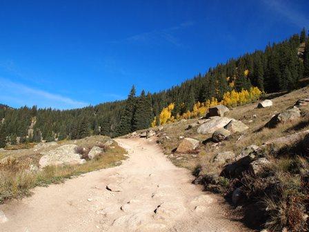 Polaris RzR on Taylor Pass Colorado