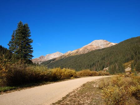 What is the most scenic UTV trail in Colorado