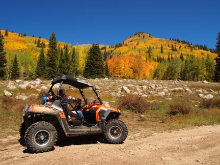 Where are the best fall colors in Colorado