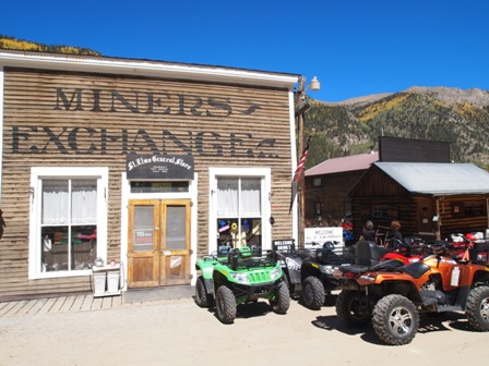 What is the best ghost town in colorado