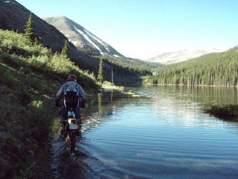 Tincup Pass Dirt Bike Trails
