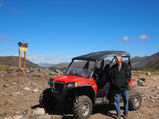 Colorado Adventure UTV rentals
