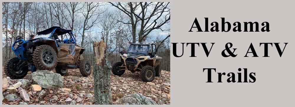 Alabama ATV and UTV Trails