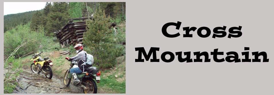 Cross Mountain UTV Trail
