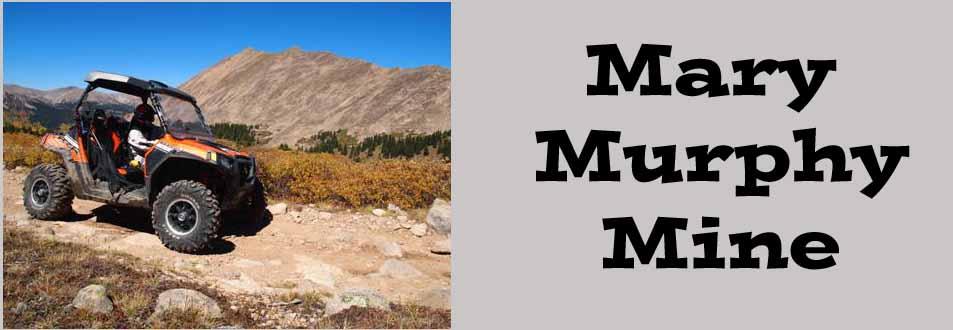 Mary Murphy Mine Pomeroy Lakes