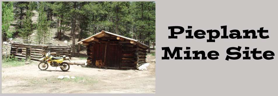 Taylor Pass UTV Trail Colorado