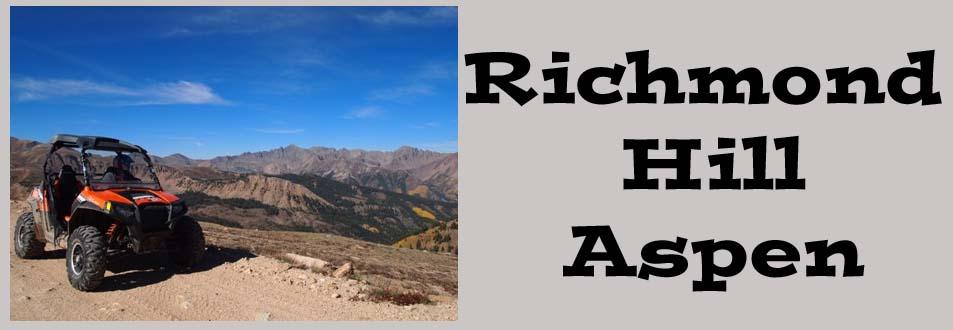 Richmond Hill to Aspen UTV Trail