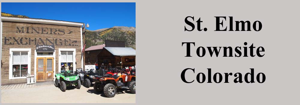 Tincup Pass UTV Trail to Mirror Lake Colorado