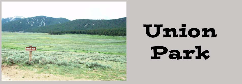Union Park Colorado UTV Trail