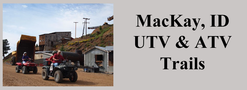 MacKay Idaho ATV and UTV Trails