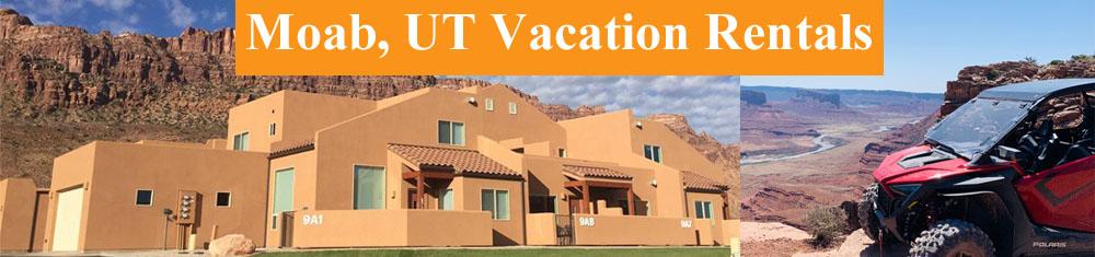 Moab Utah Vacation Rentals for UTV Trails