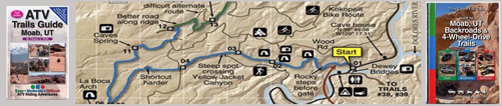 Moab Utah UTV Trails